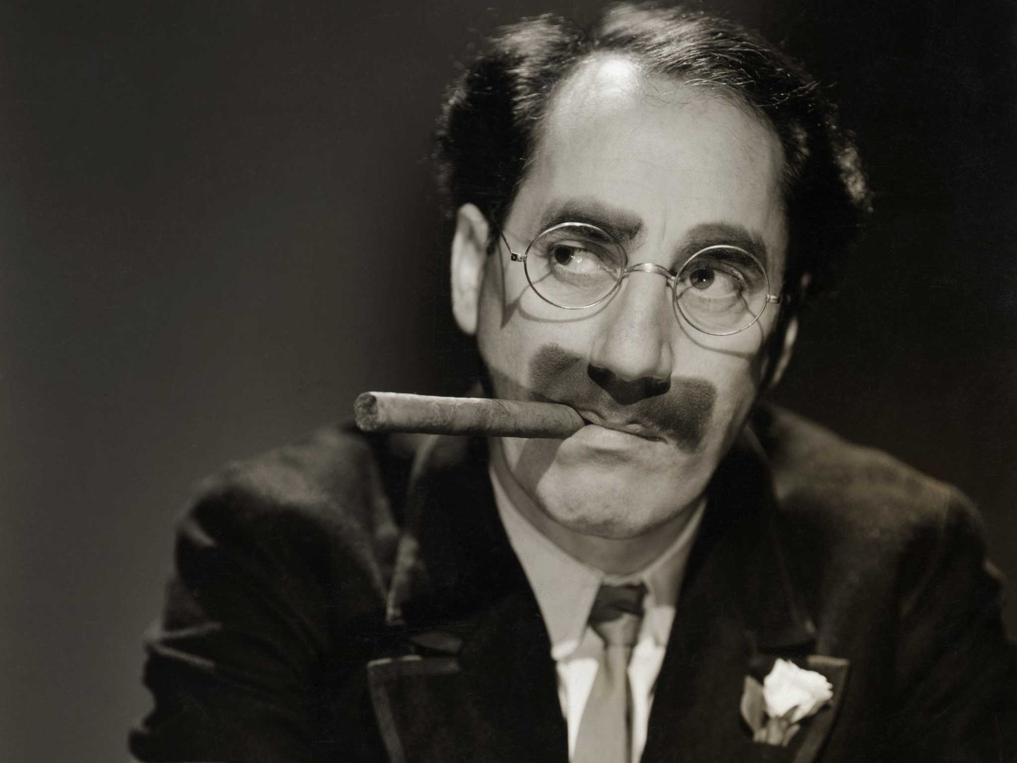 Nice wallpapers Groucho Marx 2048x1536px