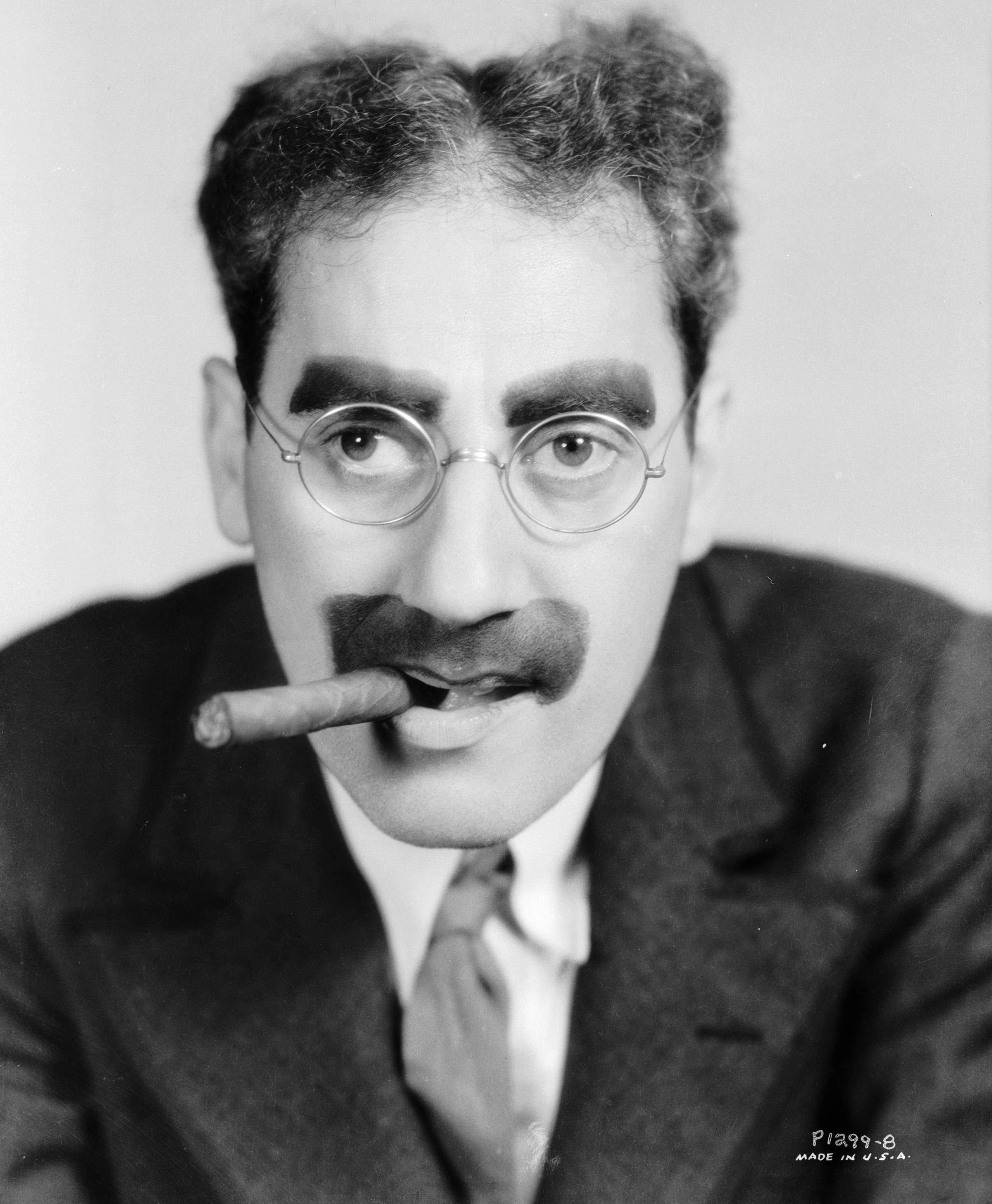 Images of Groucho Marx | 2400x2911
