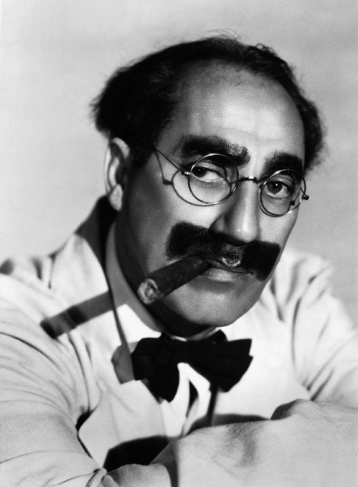 High Resolution Wallpaper | Groucho Marx 1175x1600 px