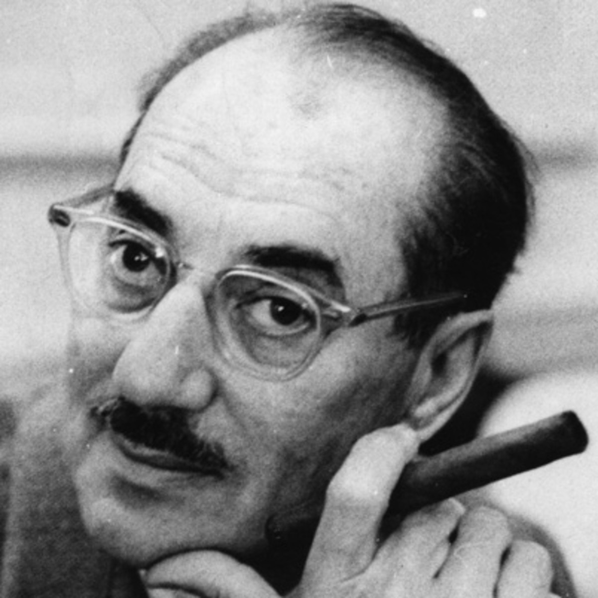 Nice Images Collection: Groucho Marx Desktop Wallpapers