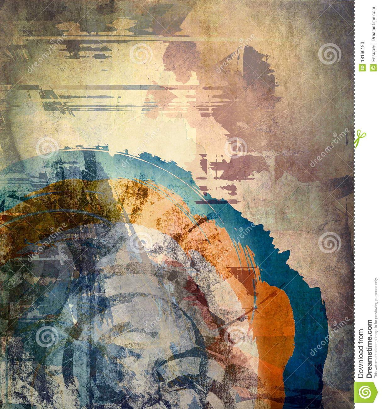 HQ Grunge Art Wallpapers | File 298.92Kb
