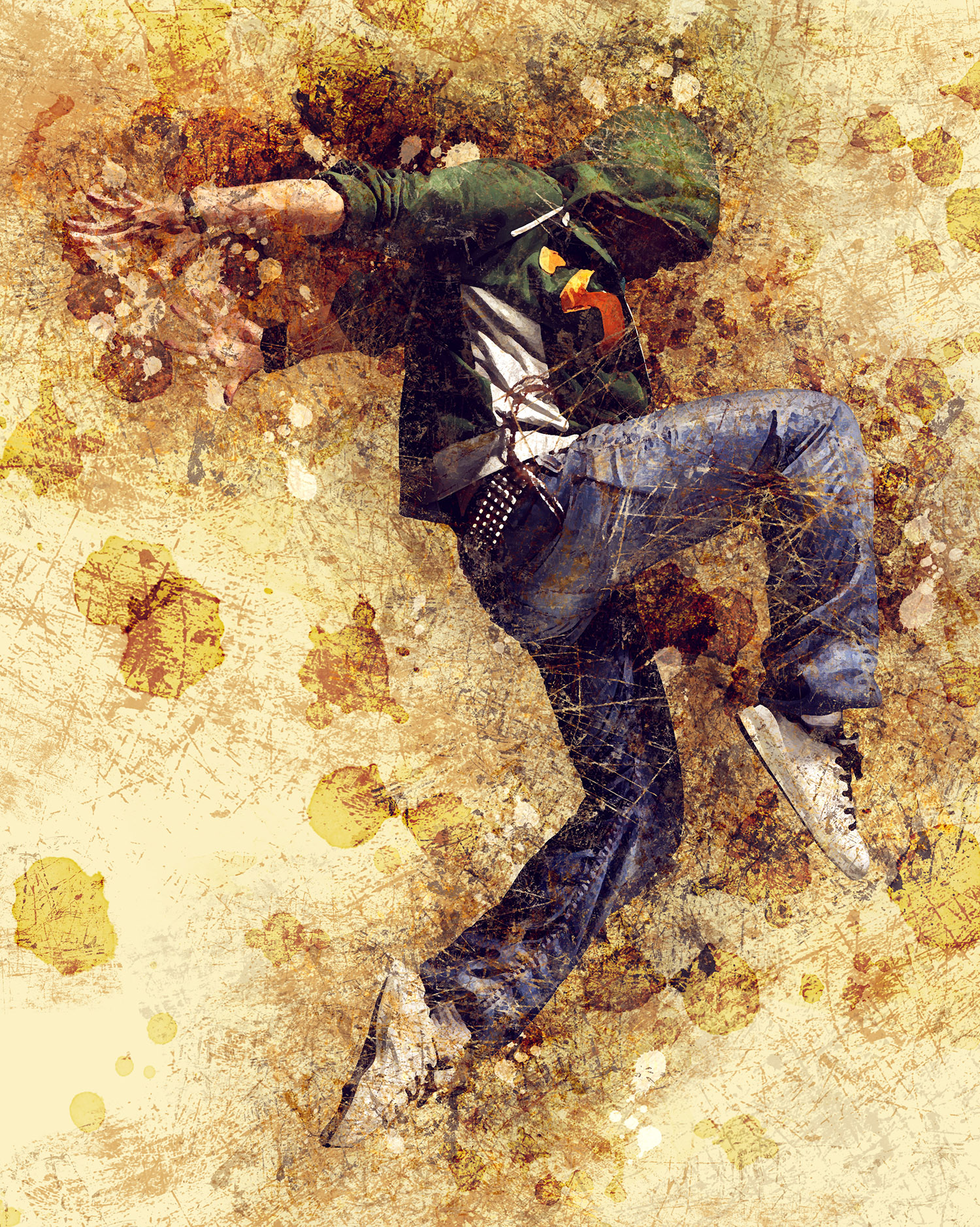 HQ Grunge Art Wallpapers | File 1451.14Kb
