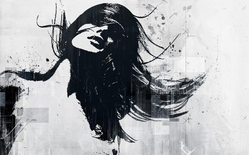Grunge Art Backgrounds, Compatible - PC, Mobile, Gadgets| 800x500 px