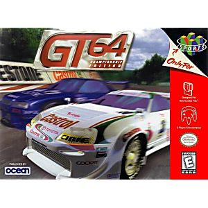 Images of GT 64: Championship Edition | 300x300