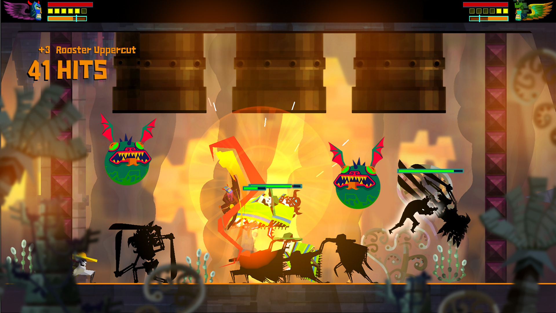 Guacamelee! Backgrounds, Compatible - PC, Mobile, Gadgets| 1920x1080 px