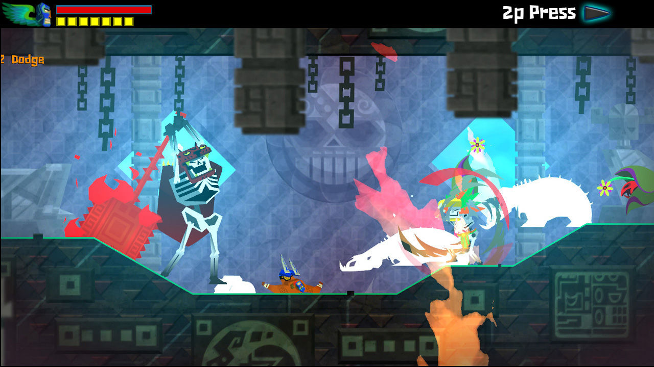 Nice Images Collection: Guacamelee! Desktop Wallpapers