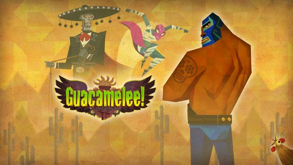 Guacamelee! High Quality Background on Wallpapers Vista