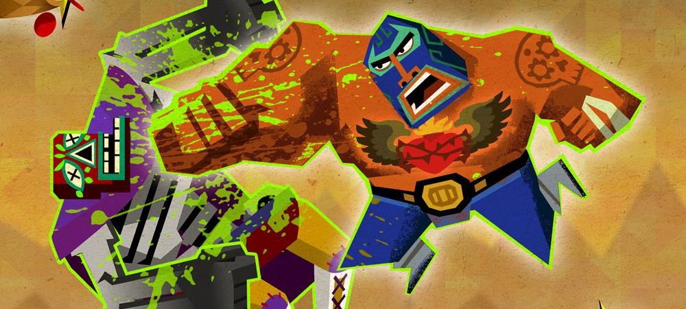 Guacamelee! Backgrounds, Compatible - PC, Mobile, Gadgets| 1000x450 px