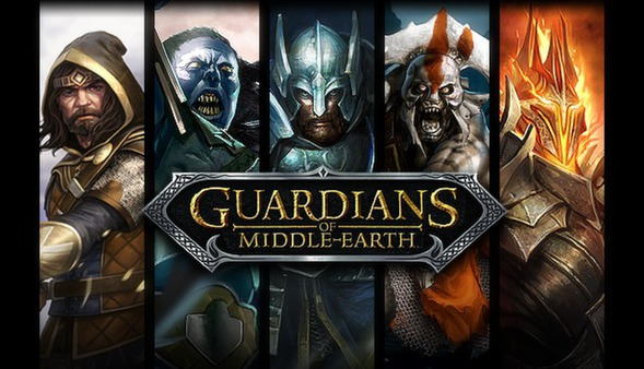 HD Quality Wallpaper | Collection: Video Game, 589x338 Guardians Of Middle-Earth