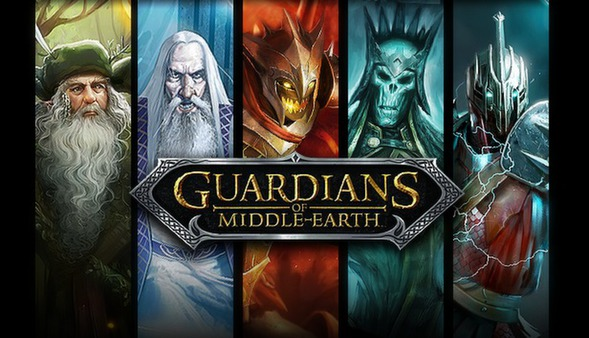 Nice wallpapers Guardians Of Middle-Earth 589x338px