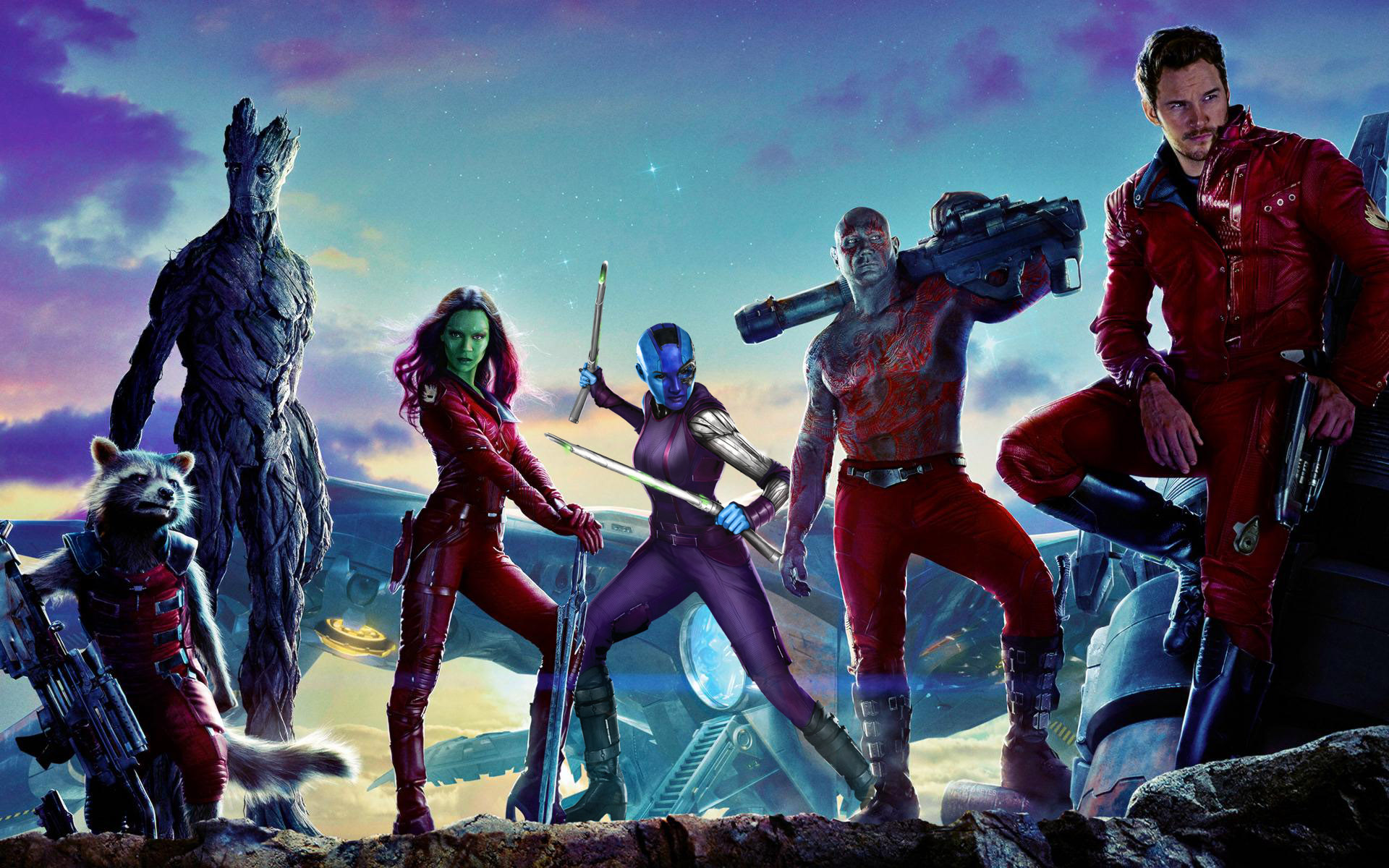Guardians Of The Galaxy Wallpapers Comics Hq Guardians Of The