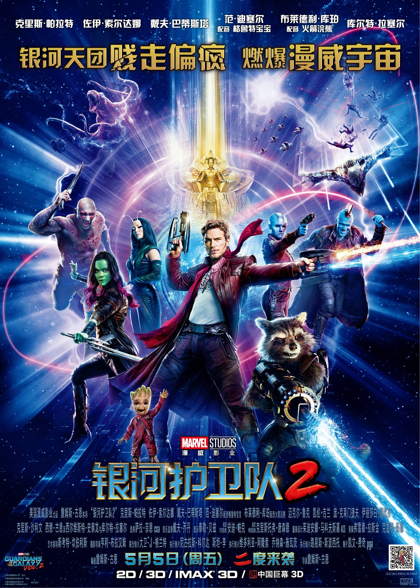 Most Viewed Guardians Of The Galaxy Vol 2 Wallpapers 4k Wallpapers