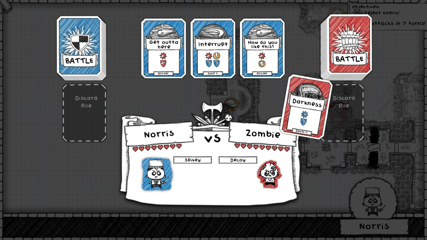 Nice Images Collection: Guild Of Dungeoneering Desktop Wallpapers