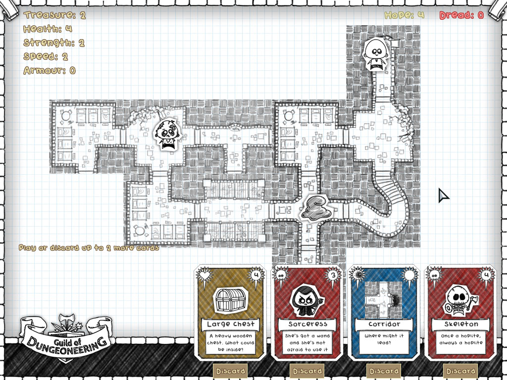 HD Quality Wallpaper | Collection: Video Game, 1024x768 Guild Of Dungeoneering