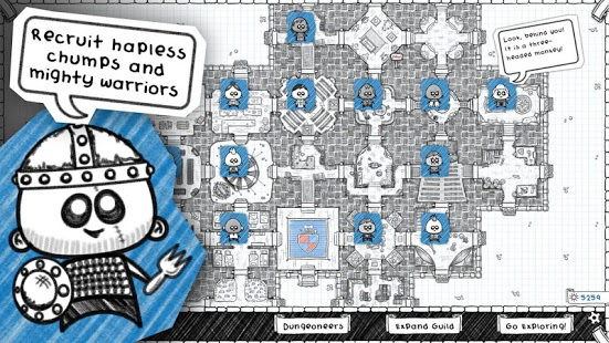 Nice wallpapers Guild Of Dungeoneering 551x310px