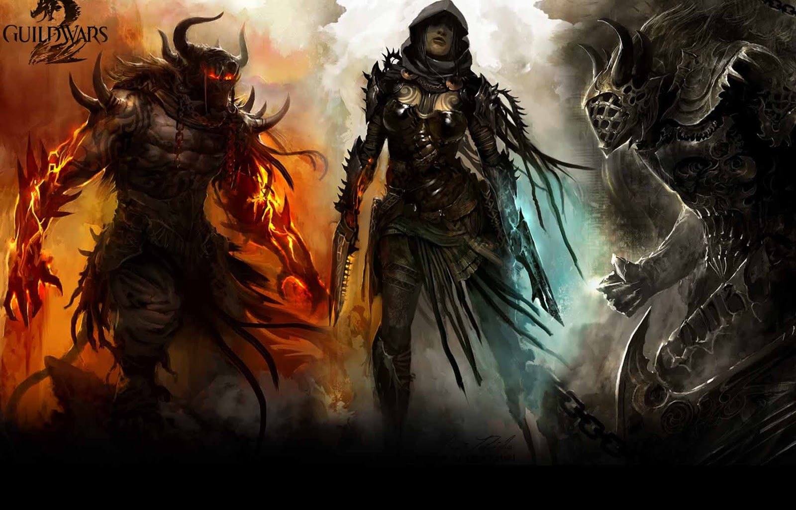 Amazing Guild Wars Pictures & Backgrounds