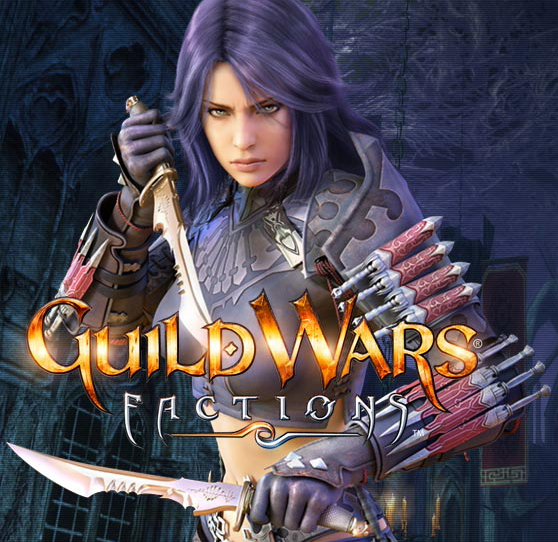 Nice Images Collection: Guild Wars Factions Desktop Wallpapers
