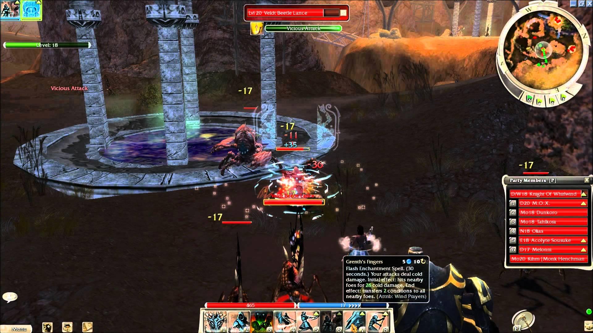 Guild Wars Nightfall HD wallpapers, Desktop wallpaper - most viewed