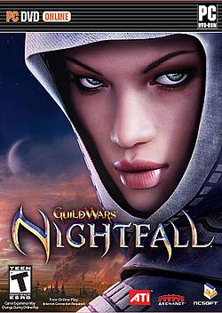Guild Wars Nightfall Backgrounds, Compatible - PC, Mobile, Gadgets| 250x352 px