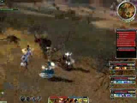 480x360 > Guild Wars Nightfall Wallpapers