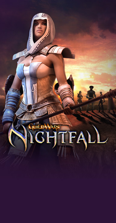 Guild Wars Nightfall Backgrounds, Compatible - PC, Mobile, Gadgets| 385x740 px