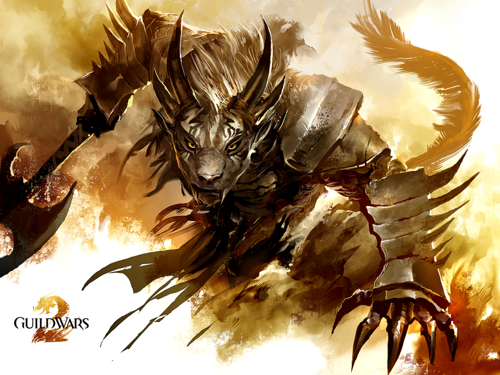 Nice wallpapers Guild Wars 1024x768px