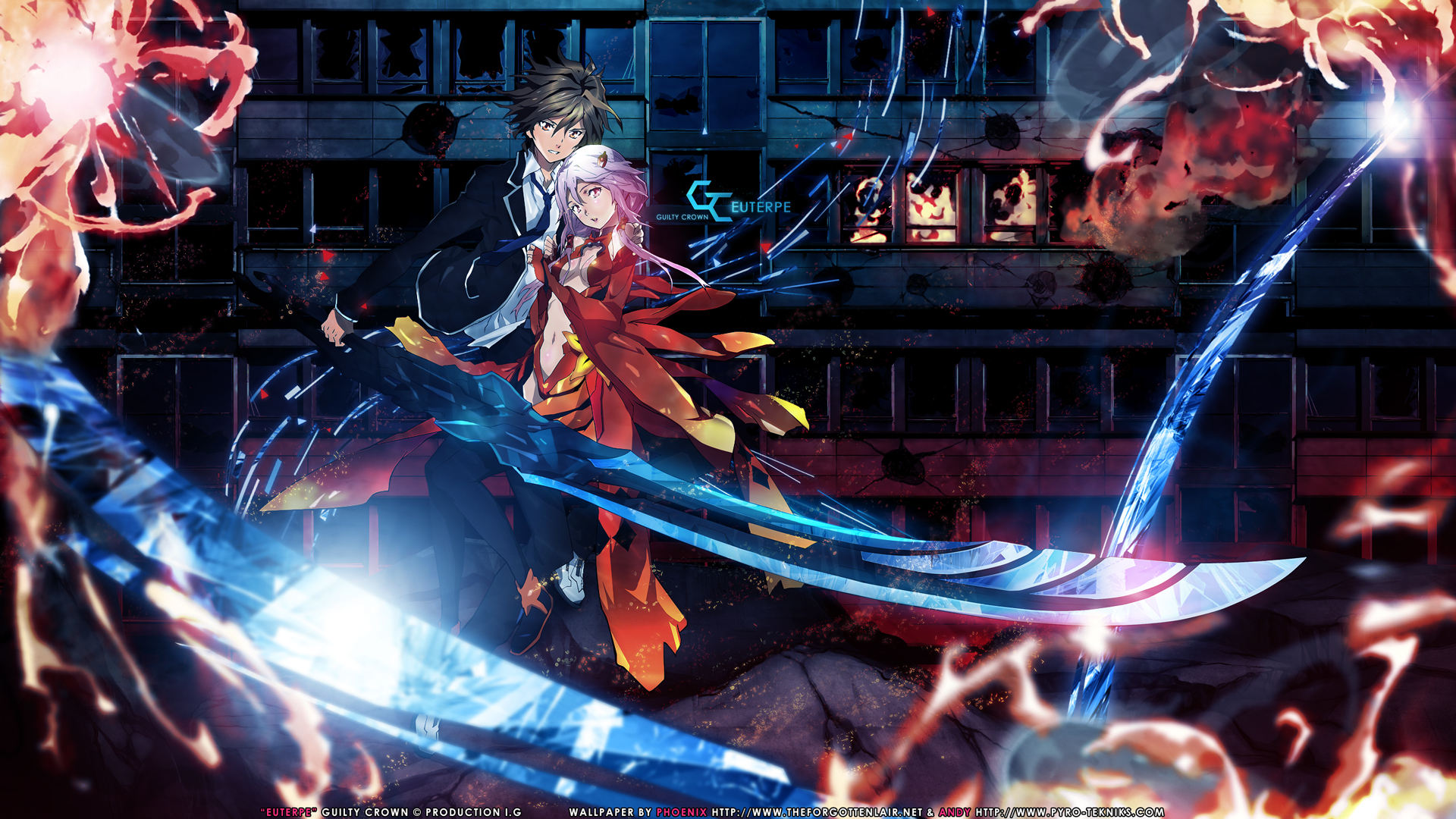 Amazing Guilty Crown Pictures & Backgrounds