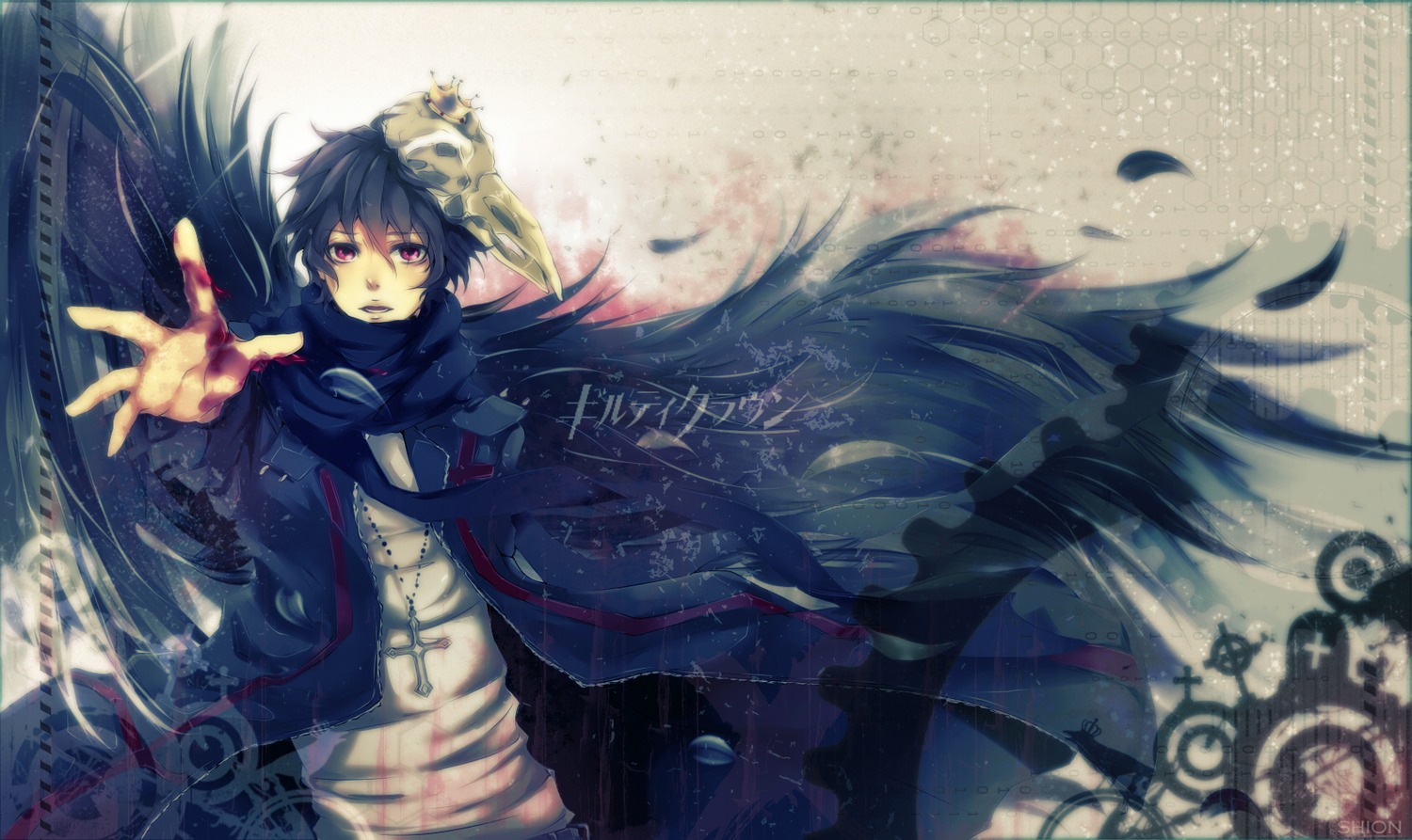Guilty Crown High Quality Background on Wallpapers Vista