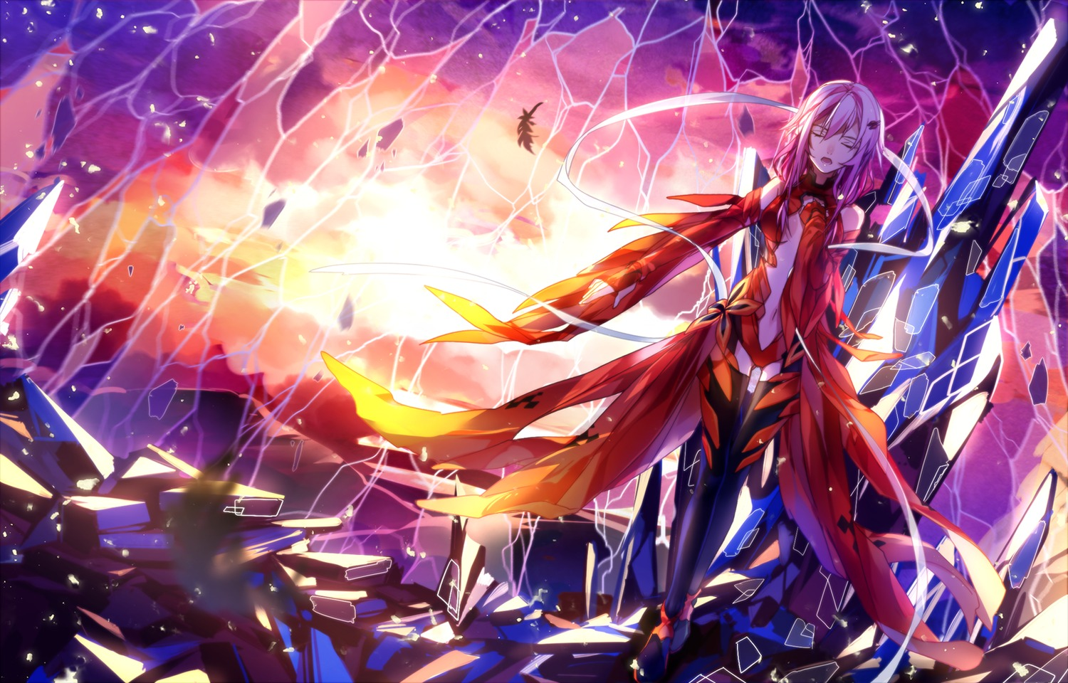 Guilty Crown Backgrounds on Wallpapers Vista