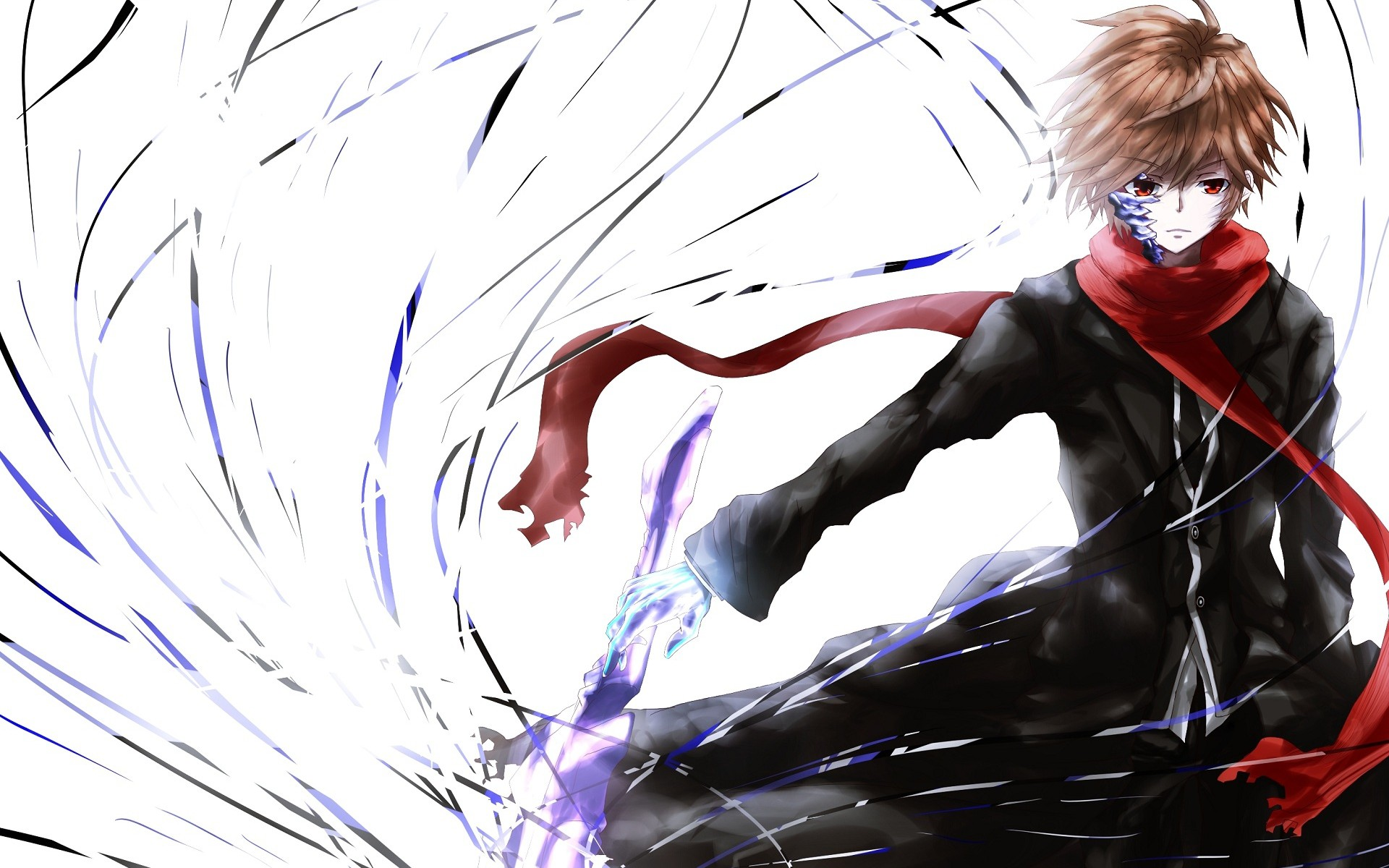 1920x1200 > Guilty Crown Wallpapers