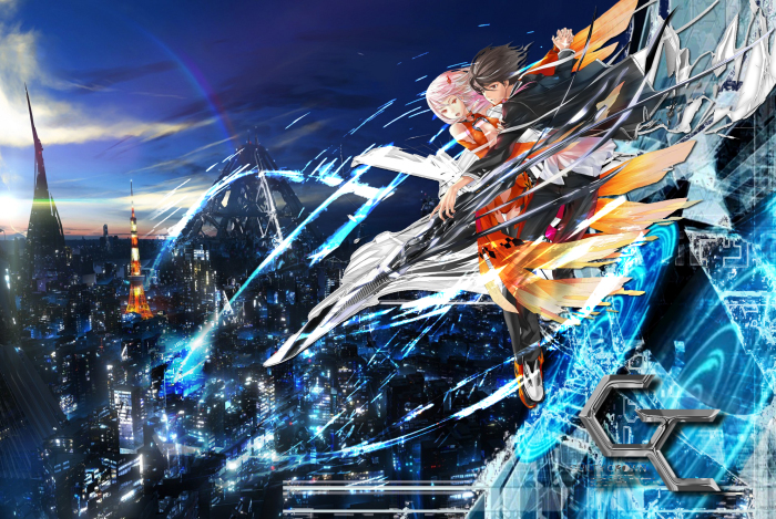 HD Quality Wallpaper | Collection: Anime, 700x469 Guilty Crown