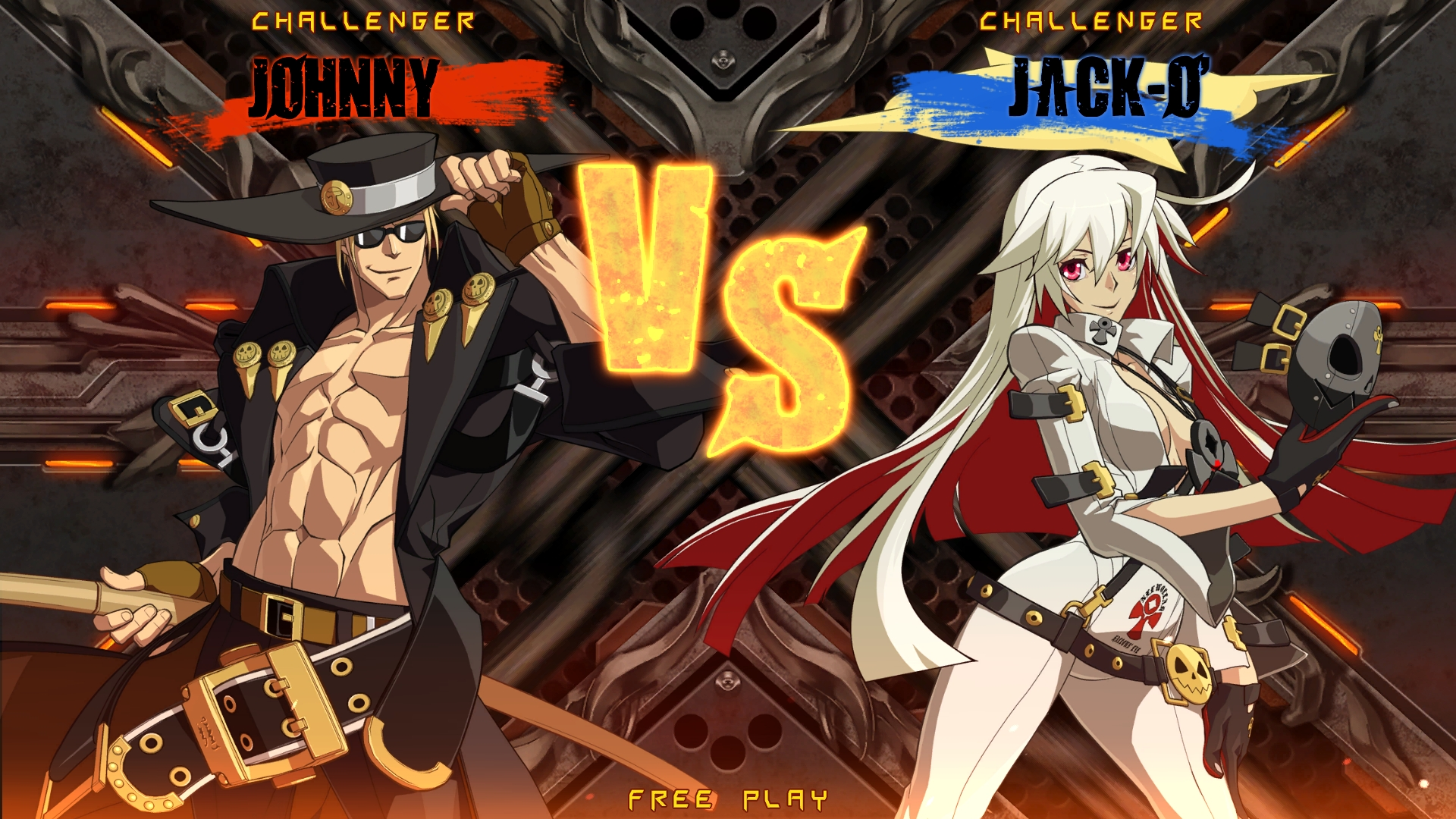 HQ Guilty Gear Wallpapers | File 1392.29Kb