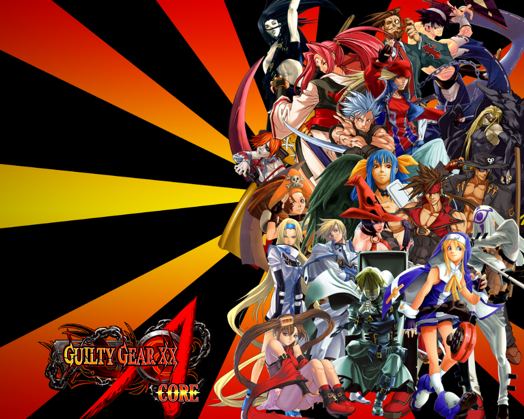 Guilty Gear Pics, Video Game Collection