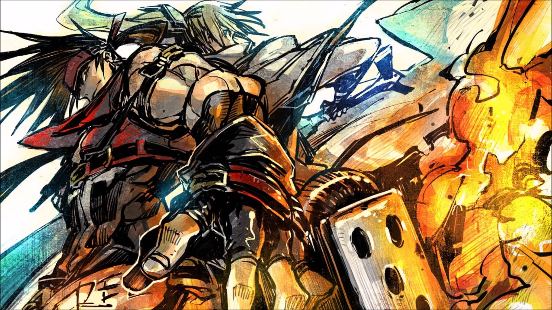 Nice wallpapers Guilty Gear 1920x1080px