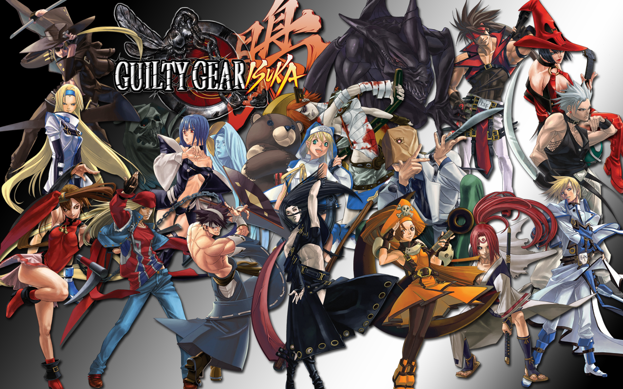 Amazing Guilty Gear Pictures & Backgrounds