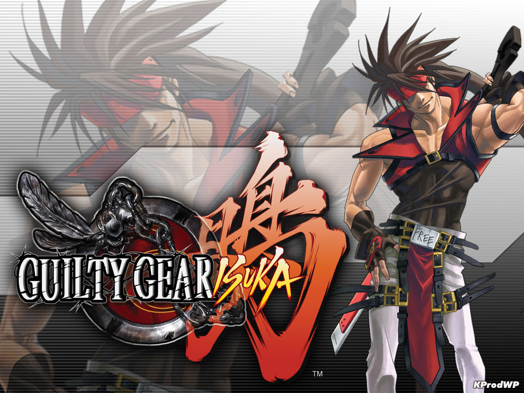 1024x768 > Guilty Gear Isuka Wallpapers