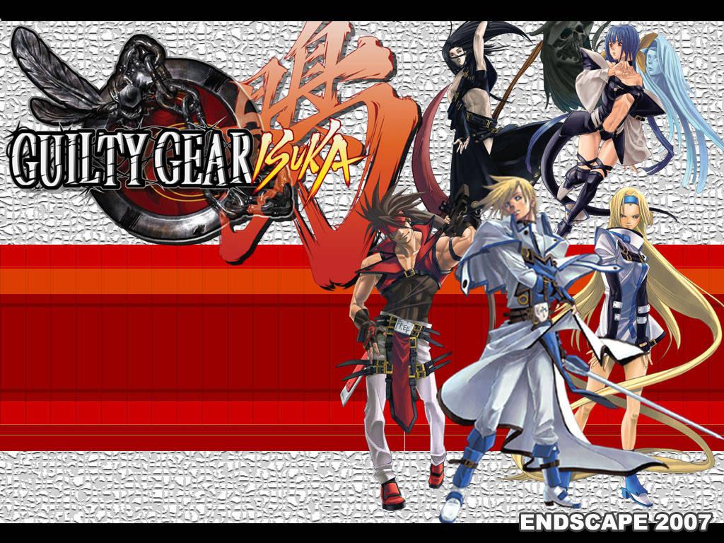 Guilty Gear Isuka HD wallpapers, Desktop wallpaper - most viewed