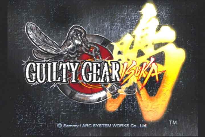 High Resolution Wallpaper | Guilty Gear Isuka 720x480 px