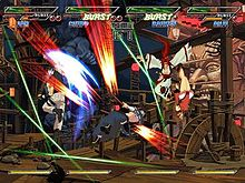Guilty Gear Isuka Backgrounds on Wallpapers Vista