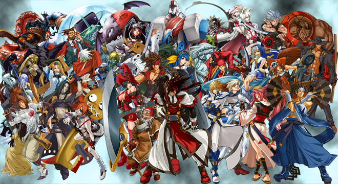 Images of Guilty Gear | 660x360
