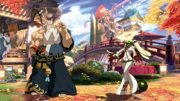 HQ Guilty Gear Wallpapers | File 107.66Kb