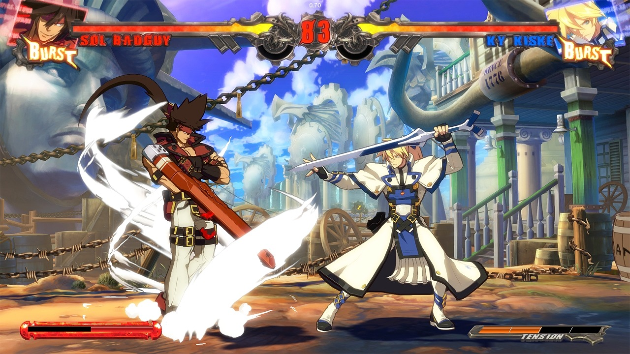 Guilty Gear Backgrounds on Wallpapers Vista