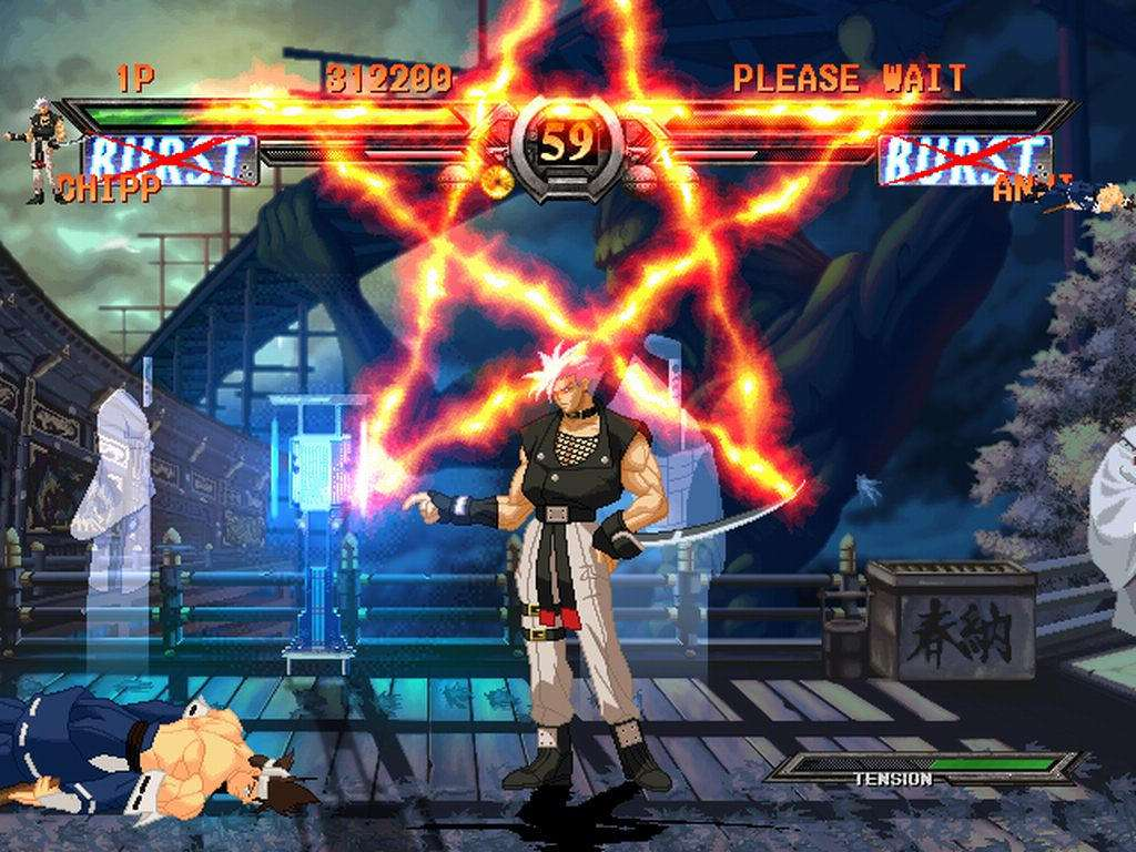 Amazing Guilty Gear X2 #Reload Pictures & Backgrounds