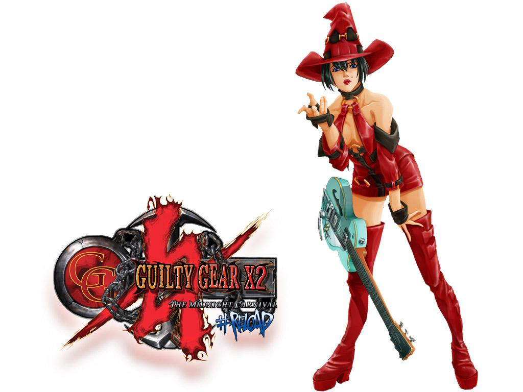 Guilty Gear X2 #Reload High Quality Background on Wallpapers Vista