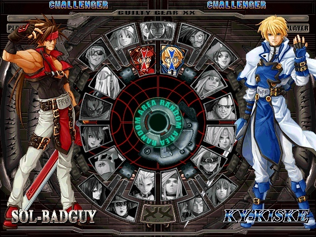 HQ Guilty Gear X2 #Reload Wallpapers | File 205.05Kb
