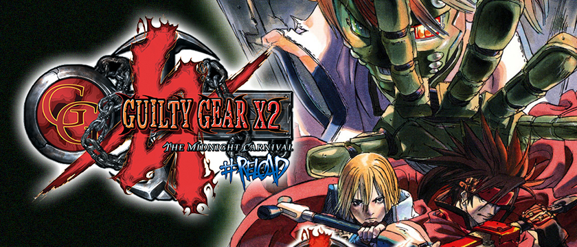 Nice wallpapers Guilty Gear X2 #Reload 840x360px