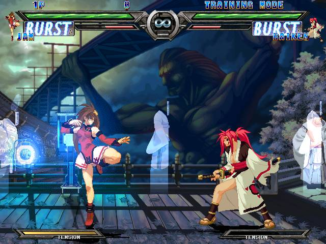 Nice wallpapers Guilty Gear X2 #Reload 640x480px