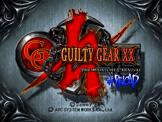 640x480 > Guilty Gear X2 #Reload Wallpapers