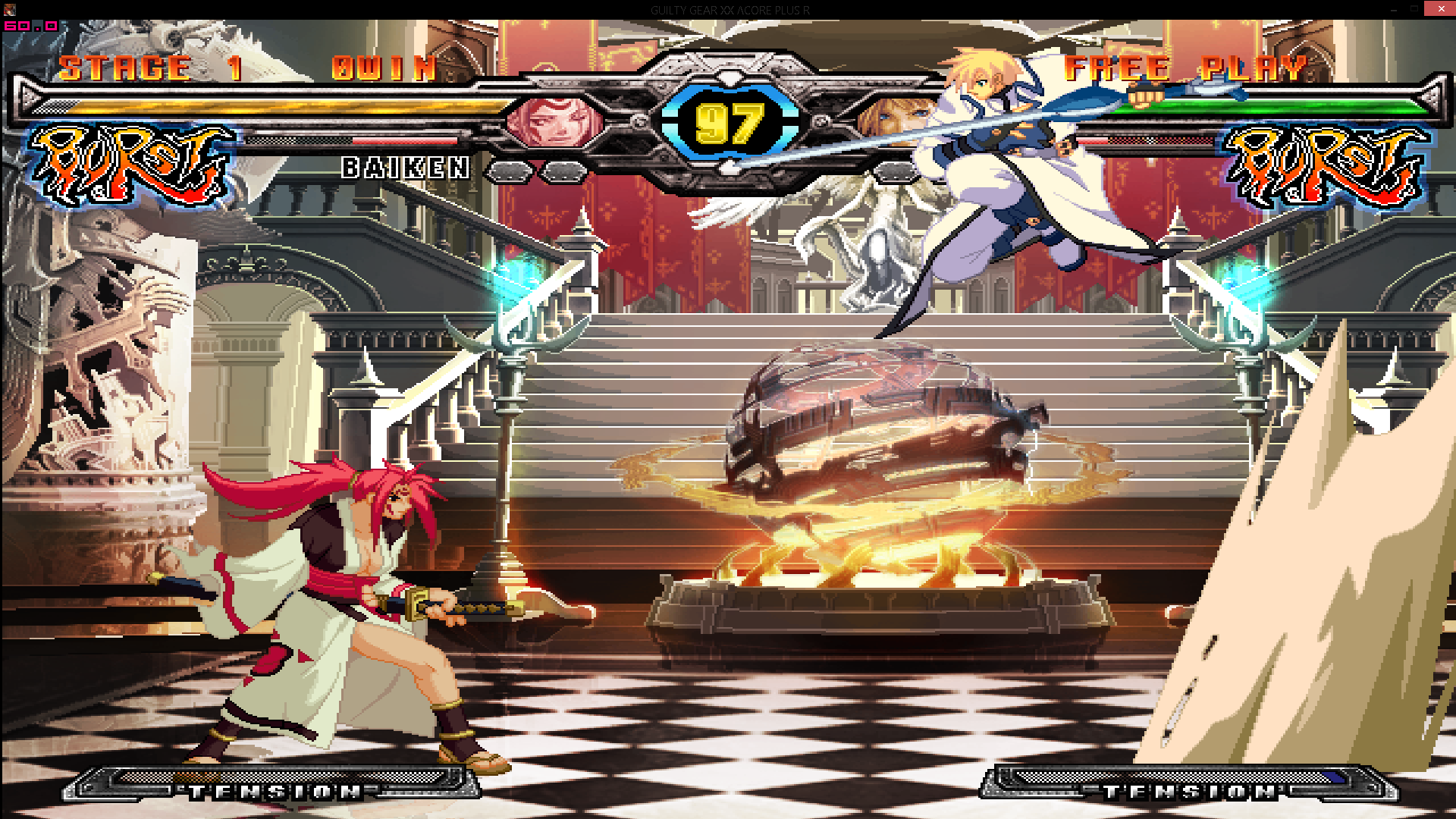 Nice wallpapers Guilty Gear XX Accent Core Plus 1920x1080px