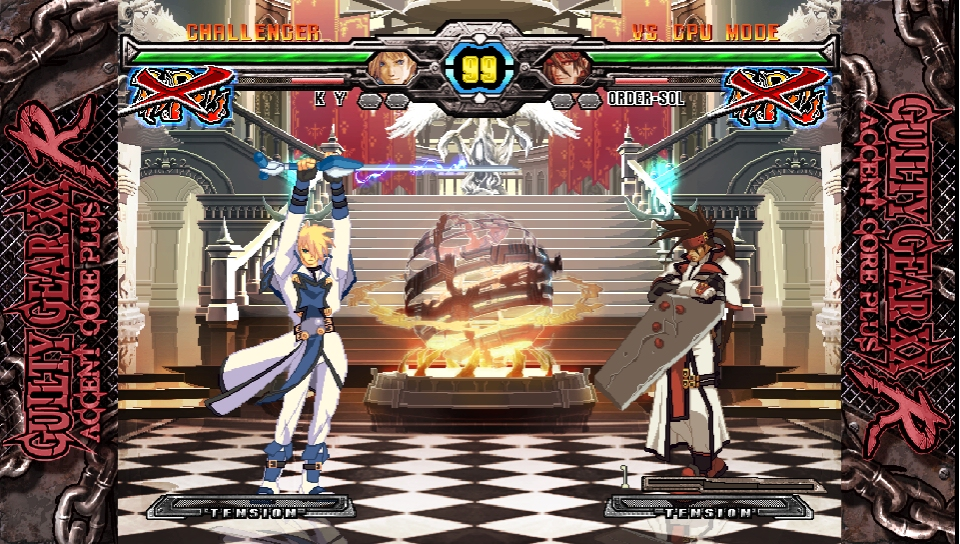 Nice wallpapers Guilty Gear XX Accent Core Plus 960x544px